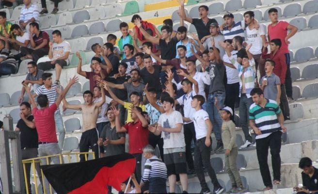 Karaköprü Belediyespor'a Para Cezası