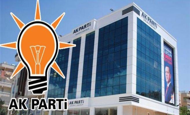 AK Parti Şanlıurfa'da Hareketli Günler Yaşanıyor