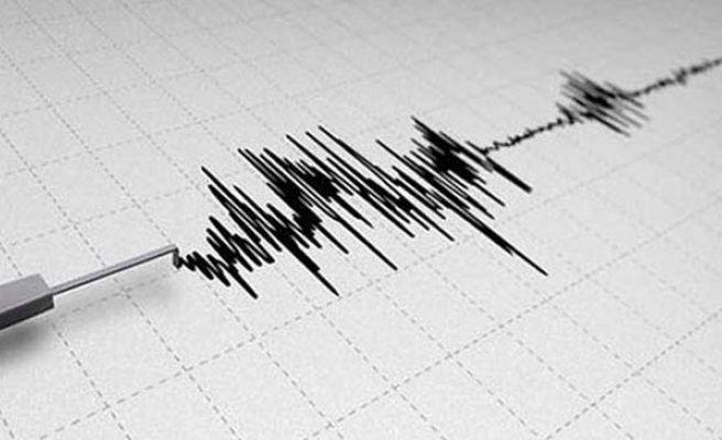 Akdeniz'de 4.8 Büyüklüğünde Deprem