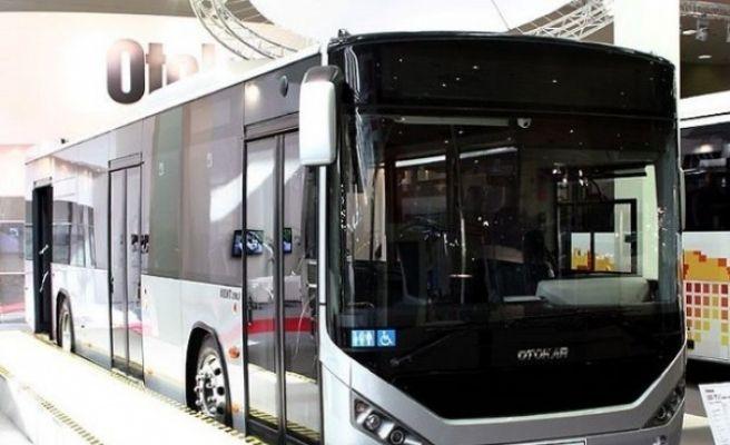Rus Şirketi İlk Elektrikli Otobüsü Türkiye'ye Gönderdi