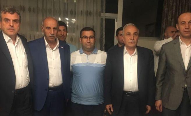 Başkan Aktaşoğlu Kulüplerin Sorunlarını Bakan'a İlletti