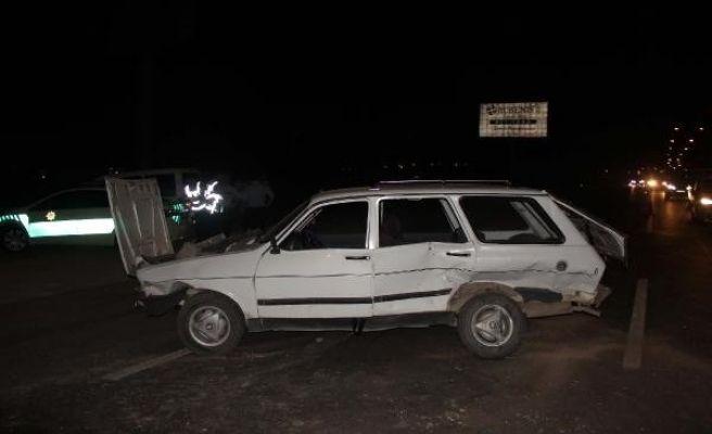 Şanlıurfa'da İki Otomobil Çarpıştı: 6 Yaralı