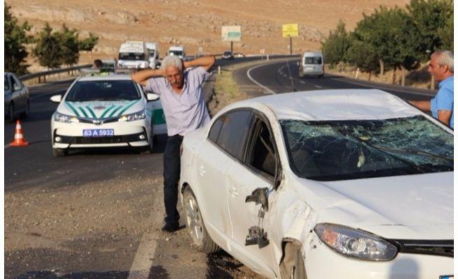 Şanlıurfa'da Otomobil Takla Attı: 3 Yaralı