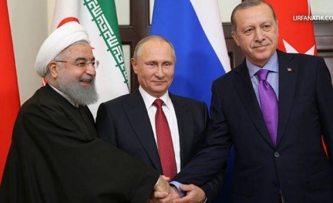 Soçi'de Kritik Suriye Zirvesi!