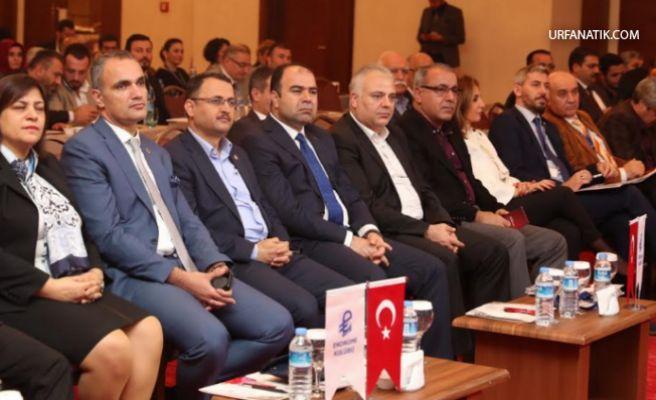Şanlıurfa'da 1.Türkiye Ekonomi Zirvesi Sona Erdi
