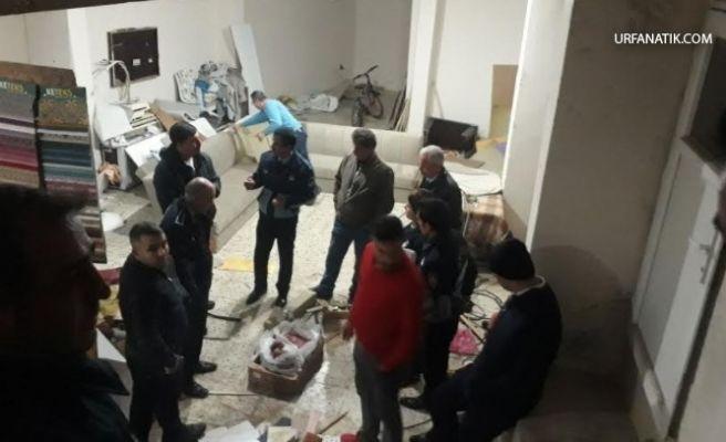 Haliliye Belediyesi Zabıta Ekiplerinden Kaçak Et Operasyonu