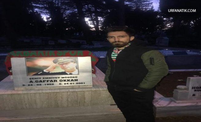 Gaffar Okkan Mezarı Başında Anıldı