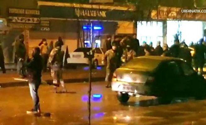 Akçakale'de İntihar ve Linç Girişimini Polis Önledi