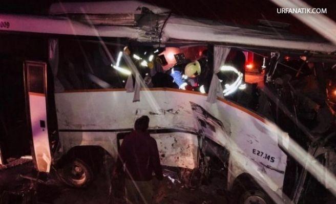 Zincirleme Trafik Kazası: 20 Yaralı