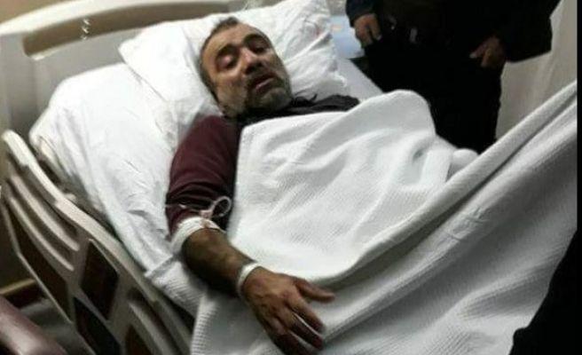 Başkan Aktosun Trafik Kazası Geçirdi
