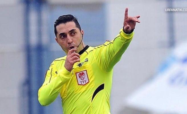 Nazilli Bld. Urfaspor Maçını Coşkun Yönetecek