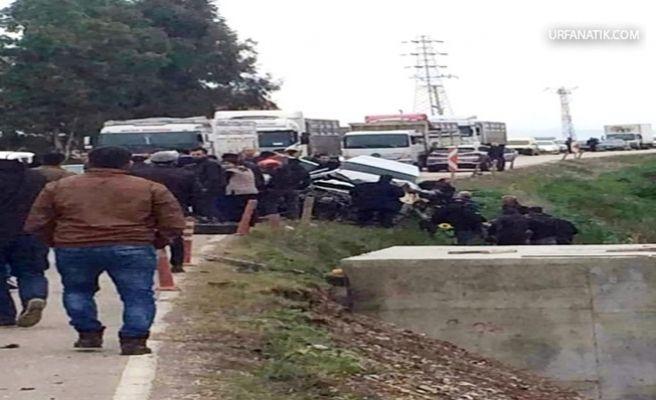 Feci Trafik Kazası: 1 Ölü, 1 Yaralı
