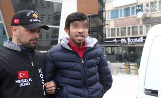 Kamyonet Çalan Hırsızlar Gazetecilere 'Yakışıklı Çek' Dedi
