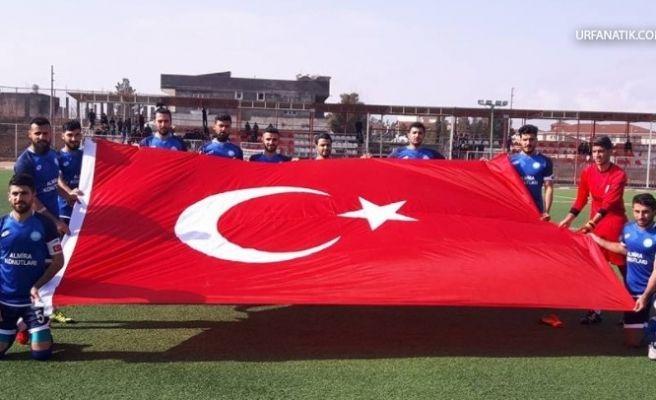 Akçakale Belediye Spor Kendine Yakışanı Yaptı