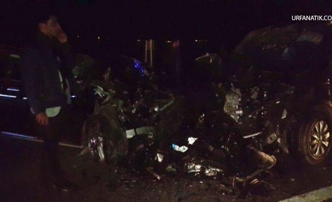 Şanlıurfa'da Trafik Kazası: 1 Ölü, 11 Yaralı