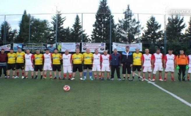 Çiğ Köfteli Futbol Turnuvası