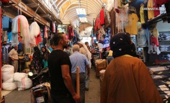 Şanlıurfa Esnafının Umudu Ramazan Ayı Oldu