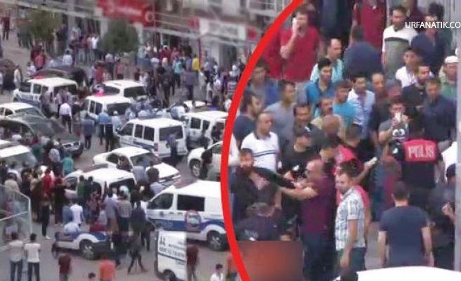 200'e Yakın Kişi Birbirine Girdi: 2'si polis 15 yaralı