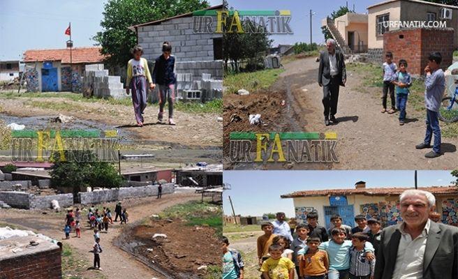 Bu Kırsal Mahallenin Tek Umudu Cumhurbaşkanı Erdoğan