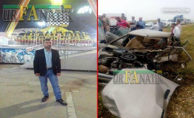 Ağır Yaralanan Araç Sürücü Hayatını Kaybetti