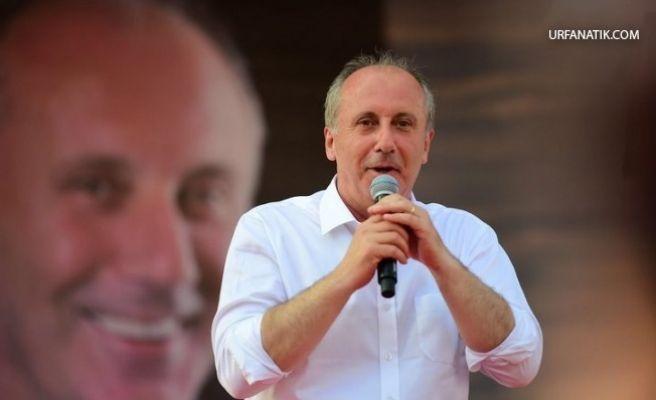 TRT, CHP'nin Cumhurbaşkanı Adayı İnce'yi Davet Edecek