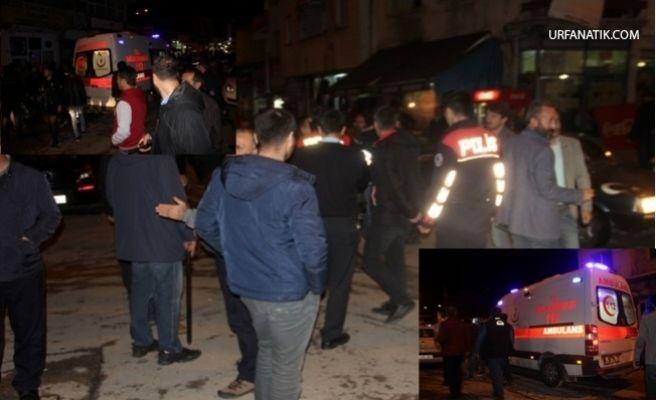 100 Kişinin Karıştığı Kavgada 1'i polis 5 Kişi Yaralandı