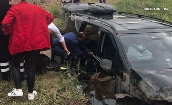 İYİ Partili Milletvekili Adayları Kaza Geçirdi