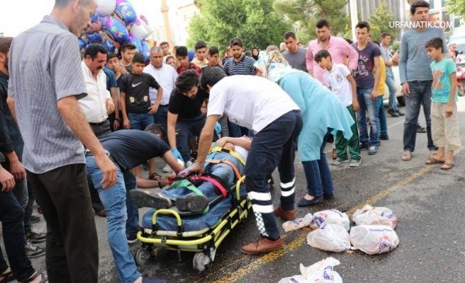 Elektrikli Bisiklet Kaza Yaptı: 3 Yaralı