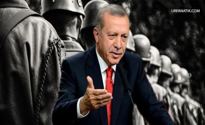 Erdoğan'dan flaş 'bedelli askerlik' açıklaması