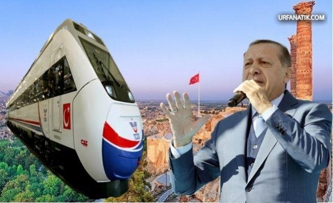 Cumhurbaşkanı Erdoğan'dan Urfalılara Müjde!