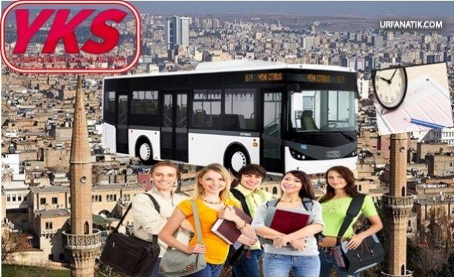 YKS Sınavı Yapılacak Olan Okullar Ve Önünden Geçen Otobüs Hatları