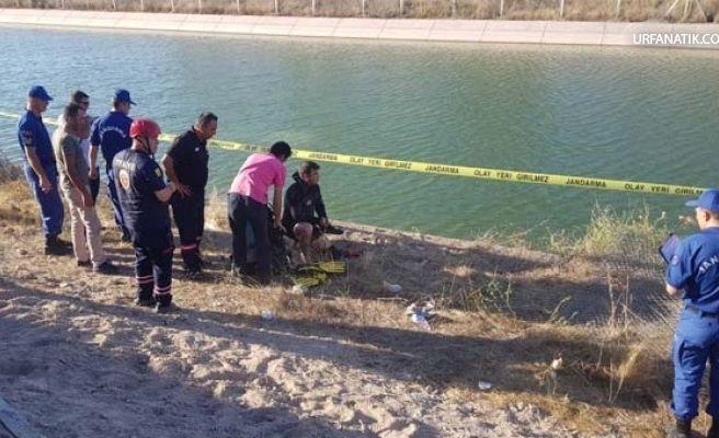 Otomobil Sulama Kanalına Uçtu 2 Ölü