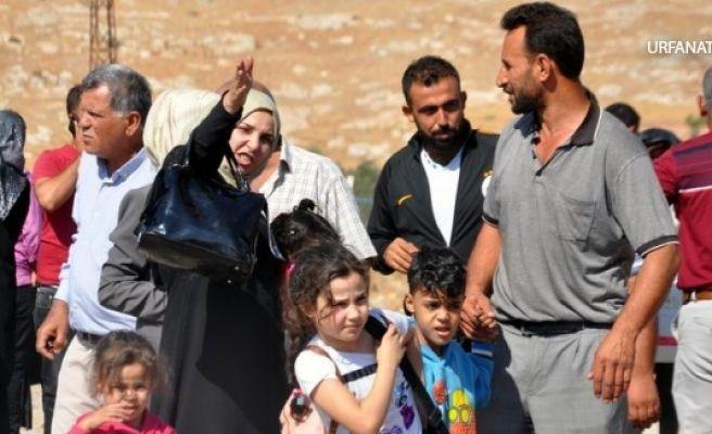 Türkiye'de 3.5 milyon Şanlıurfa'da 471 Bin 935 Suriyeli var