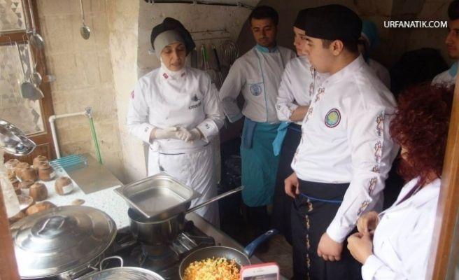 Yöresel Mutfak Kültürümüz İzmir'de Tanıtılacak