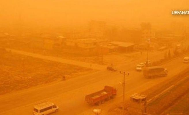 Meteoroloji'den 'Toz Aşınımı' uyarısı