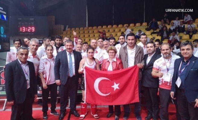 Meltem Okumuş, Avrupa Şampiyonu Oldu