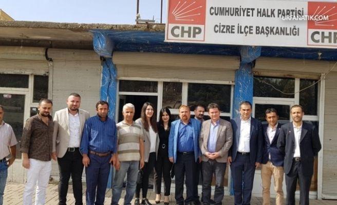Erbil Aydınlık CHP'nin Özel Ekibinde Yer Aldı