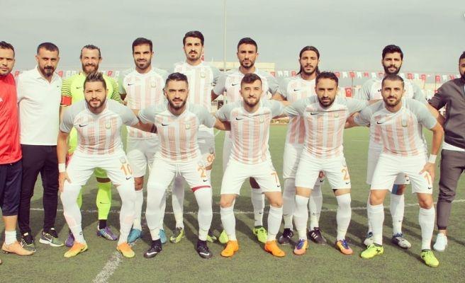 Şanlıurfa Büyükşehir Belediyespor: 2 11 Nisanspor : 0