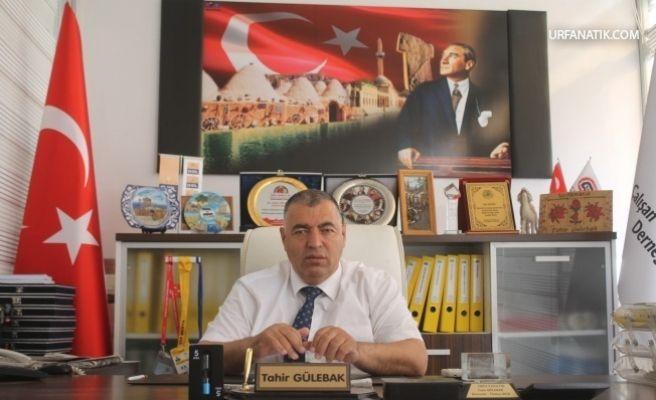 Başkan Gülebak'tan 29 Ekim Cumhuriyet Bayramı Mesajı