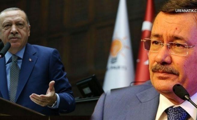 Erdoğan'dan Melih Gökçek Açıklaması!