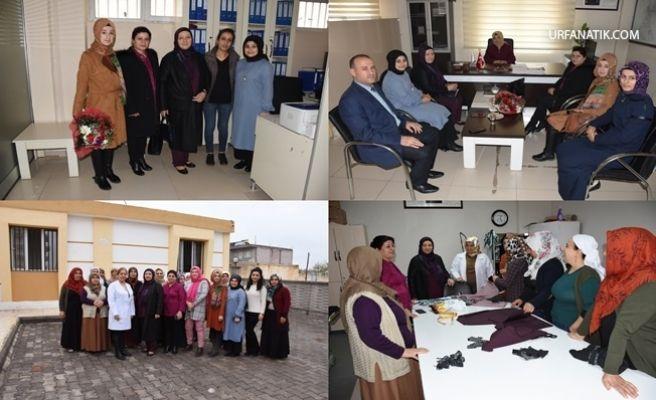 Hilvan'da 5 Aralık Dünya Kadın Hakları Günü