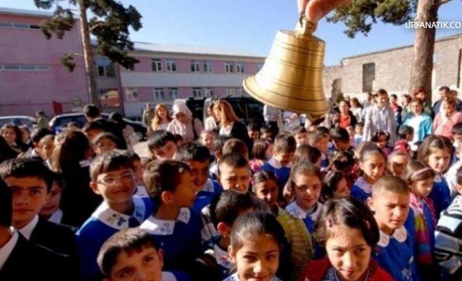 Şanlıurfa'da 700 Bin Öğrenci Ders Başı Yaptı