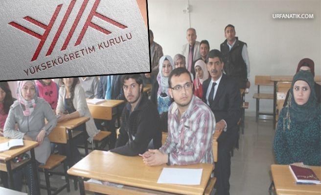 YÖK'ten 'Suriyeli Öğrenci' Açıklaması! Hiçbir Sınava Girmeden...