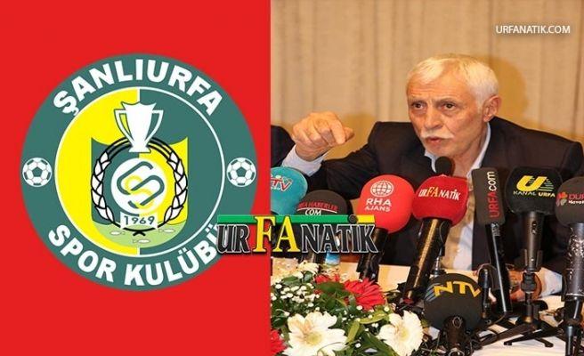 Urfaspor'a Gelen Haciz Kararına Cevheri'den Açıklama