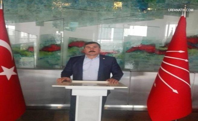 CHP Siverek İlçe Başkanından Regaip Kandili Mesajı