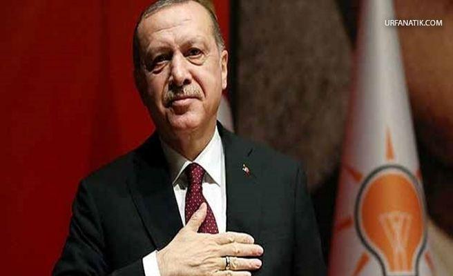 Başkan Erdoğan'dan Regaib Kandili mesajı
