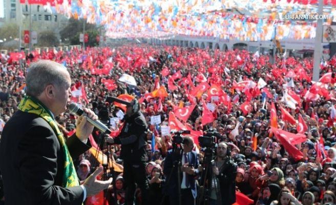 Başkan Baydilli'den Vatandaşlara Miting Teşekkürü