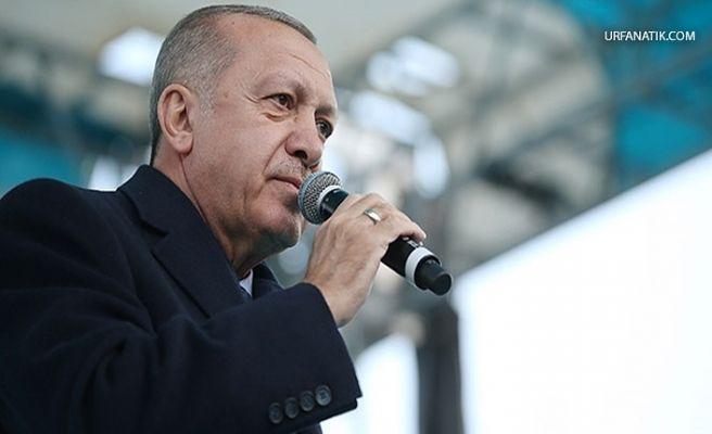 Cumhurbaşkanı Erdoğan: Saygı Da Duymayız, Fırsat Da Vermeyiz