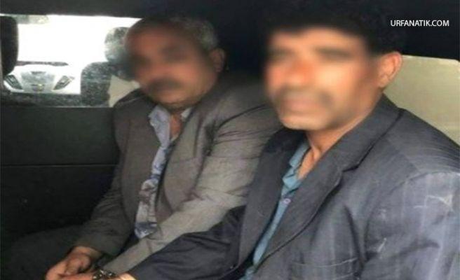 Şanlıurfa'da Güvenlik Korucuları Hayvan Hırsızlarını Suçüstü Yakaladı