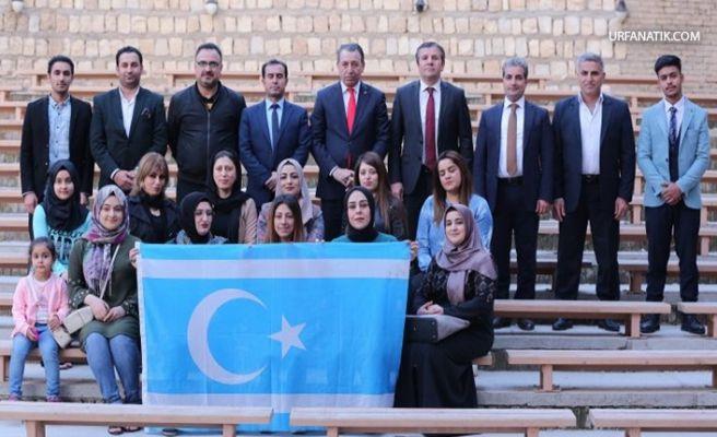 Sedat Önal Erbil'de